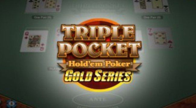 Bermain Triple Pocket Hold'em Poker Online